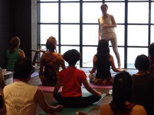 yoga lesson 2